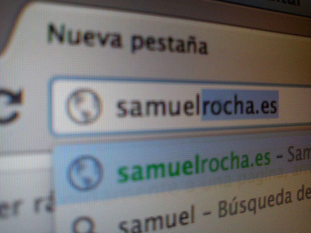 Foto dominio samuelrocha.es