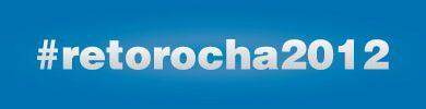 #RetoRocha2012 Logo horizontal