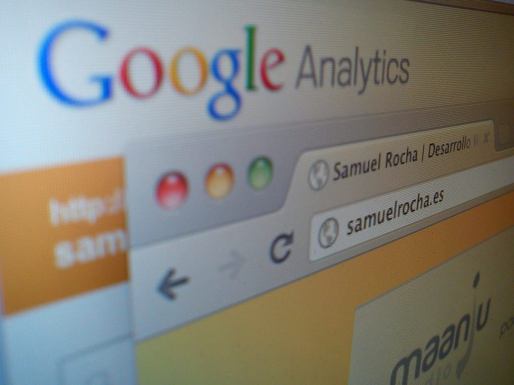 Google Analytics Samuel Rocha