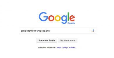 Posicionamiento Web SEO Jaén